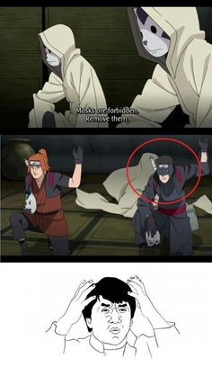 Rules don't apply for Aburame's