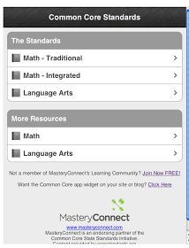 Teach123 - tips for teaching elementary school: Common Core Standards Short Cut & Pinerly