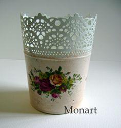 My favorite napkin, Royal Albert Rose