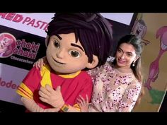 Deepika Padukone At Nickelodean Kids Choice Awards Kids Choice Award, Choice Awards, Deepika Padukone Latest, Bollywood News, Ronald Mcdonald, Interview, Photoshoot, Youtube, Pictures