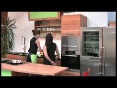 Die grüne Küche der Möbelmacher aus Unterkrumbach als kleines Video