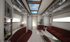 trailer, mansão