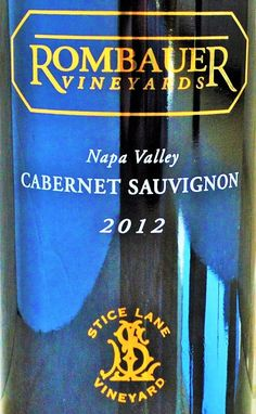 You'll might be as surprised as I was to discover that the folks at Rombauer Vineyards are quietly producing seriously good Napa Valley Cabernet! Napa Valley Cabernet Sauvignon, Top Red Wines, Napa Valley Wineries, Wine Reviews, Vineyard, Knowledge, Fruit, Wine Pairings, Beverages