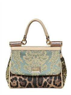 Dolce & Gabbana - Small Miss Sicily  Oh My God-I LOVE this purse!!! Dreams are good to have :o)