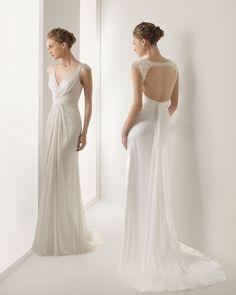 102 Jade - Soft - Wedding Dresses - Rosa Clará - Weddingspot.co.uk