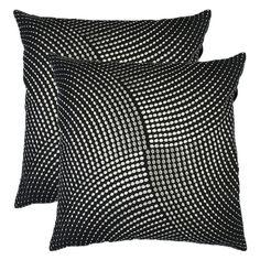AM+ Studio Barrow Velvet Cotton Throw Pillow