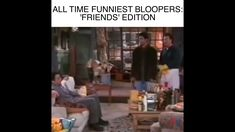 Funny Categories Fuunyy The funniest bloopers from Friends the tv show! Here are some of the funniest moments on Friends. This is a list of the funniest friends quotes and the best episodes of Friends the tv series. Friends Best Episodes, Friends Funny Moments, Friends Scenes, Friends Cast, Friends Gif, Friends Tv Show, Funniest Friends Quotes, Friends Series Quotes, Friends Video