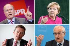 Die jungen Parteien treten als Verführer an