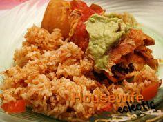 Taco seasoning spanish rice in rice cooker