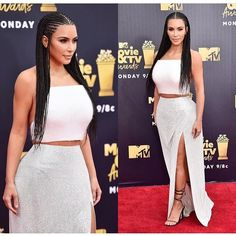 T Tv, Cool Braids, Celebs, Celebrities Hair, Hair Pictures, Celebrity Hairstyles, Braid Styles, Pageant, Kim Kardashian