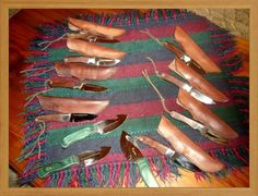 MalThipa Handmade Knives - Knives from South Africa