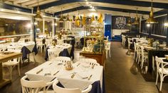 4 ristorante preferito: nina fish house a roma piazza euclide. ristorante specializzato nella cucina di pesce fresco
