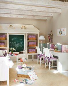 En casa, como en la escuela · ElMueble.com · Niños