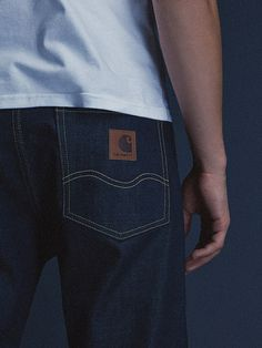 Discover Carhartt WIP at the official online store. Carhartt Jeans, Carhartt Wip, Carhartt Work In Progress, Clarks Originals, Fall Winter 2015, Heritage Brands, Winter Collection, Sportswear, Mens Fashion