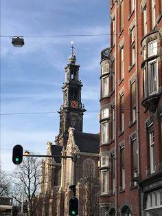 FrauMB far far away: Amsterdam Westerkerk