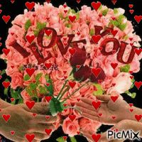 Good Morning Flowers Gif, On October 3rd, Love You, My Love, Dear Friend, Beautiful Roses, Happy Day, Friend Zone, Dan