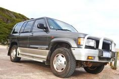 Make: Holden Model: Jackaroo Body Type: 4x4 Year: 1993 Mileage (Km): 275000 Transmission: Manual Air Conditioning: Yes Registered: Yes Registration Expiry: 16/08/2012 Fuel Type: Petrol - Unleaded Colour: Grey.    Price: $15000.00