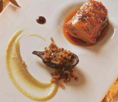 Paletilla de cordero al horno con sobrasada y miel. #cuisine #recipes