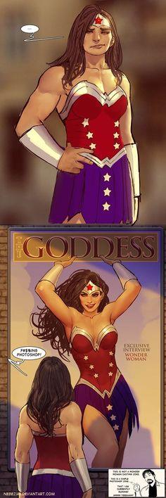 Wonder Woman's Greatest Nemesis