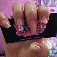 Love Nails, My Nails, Super Cute Nails, Paws And Claws, Glam Nails, Green Nails, Nail Art Galleries, Beautiful Nail Art, Easy Nail Art