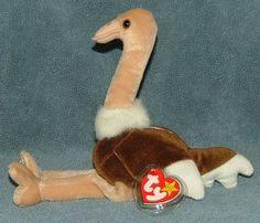 Stuffed Toys, Stuffed Animals, Dinosaur Stuffed Animal, Beanie Babies Value, Princess Diana Beanie Baby, Ty Plush, Original Beanie Babies, Adoption Party, Pokemon Plush