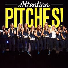 Calling all Pitches! Yes, that means you.  Whether you're the beat boxer in your a cappella group or a GIF artist who loves making John & Gail reaction images, you're all Literally Perfect to me. Share your Pitch Perfect videos, gifs and fan art on your social channels and tag them with #LiterallyPerfect. I'll feature a few of you a week up until Pitch Perfect 2 hits theaters.  What are you waiting for? Get crackin'!