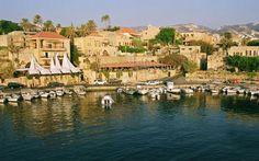 Les plus vieilles villes du monde : Byblos , Liban