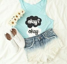 Love this outfit for • teens • movies • summer • girls • fall • spring • dates • love this