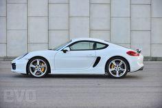 2013 Porsche Cayman S.  Best driving Porsche ever?  I want one in silver, please.
