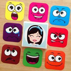 """""""Pia Polya Yüz İfadeleri """"    Oyun, Pia Polya'nın tüm çocuklara hediyesi olup, fikir mülkiyeti Hotalı Ambalaj Tasarımına aittir."""