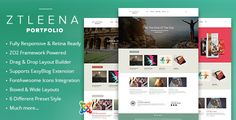 ZT Leena responsive joomla template   http://themeforest.net/item/zt-leena-responsive-joomla-template/6864391?ref=damiamio        As with the start of a new year 2014, Zootemplate give you ZT Leena – it is a simple, clean and lightning fast Joomla Template, comes with tons of great features, the ability to respond to the multiple of devices and also work seamlessly in many different browsers. Specially, Leena is designed for Business, online News Portal, Photography, Festivals, Events and…