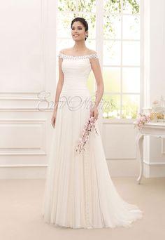 1ab98f7dc Vestido de novia Novia Dart 2016 Modelo Rabat en Eva Novias Madrid.   weddingdress