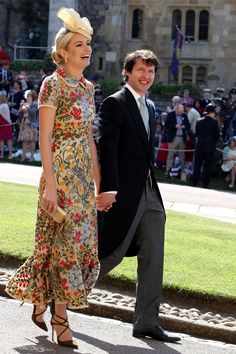 James Blunt and Sofia Wellesley- HarpersBAZAAR.com