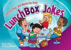 Lunchbox Jokes: 100 Fun Tear-Out Notes for Kids: Deana Gunn, Wona Miniati: 9781938706134: Amazon.com: Books