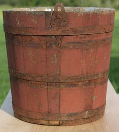 Antique Shaker 1800s Folk Primitive by SeaGlassPrimitives on Etsy, $248.00