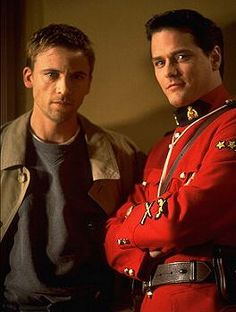 "Why I love ""Due South""...I'll take the Mountie, please!"