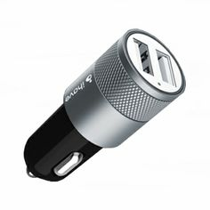 ihave id0201 雙USB2.1A快速雙接頭車充 - Yahoo!奇摩購物中心