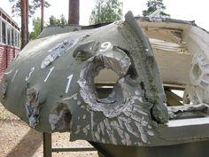 Battle damage