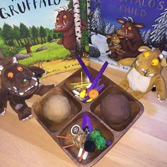 Preschool Education, Preschool Learning Activities, Preschool At Home, Preschool Classroom, Classroom Activities, Book Activities, Toddler Activities, Kindergarten, Gruffalo Eyfs