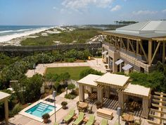 Best Small Cities in America: SANTA ROSA BEACH, FL This idyllic town along the Florida panhandle has some of the clearest blue & emerald waters ever seen. Relaxing on a lounge chair at the WaterColor Inn & Resort might be just right, but there's plenty of boating, kayaking, biking, shopping, & good bites for enjoying. Route 30A, a scenic stretch of highway between 15 beaches, has a slew of great restaurants, like La Cocina's stellar lobster quesadillas.