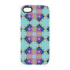 Kiss a Hippie Love Child iPhone 5/5S Tough Case