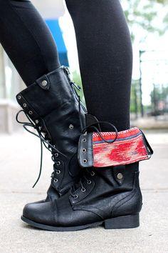 Colorado Calling Boot - Black