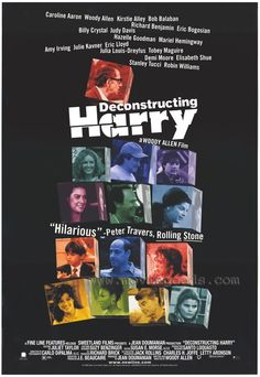 woody allen movies   Deconstructing Harry - Woody Allen
