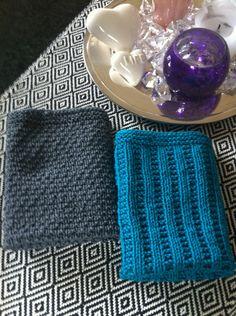 Strikka kluter. Knit Or Crochet, Knitting Stitches, Textiles, Knit Stitches, Cloths, Fabrics, Textile Art, Knitting, Knitting Stitch Patterns