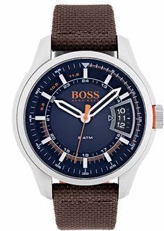 08e53153f2a2  Herren  Boss  Orange  Quarzuhr  HONG  KONG