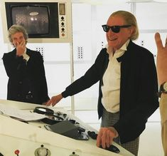 David Bradley Peter Capaldi Doctor Who