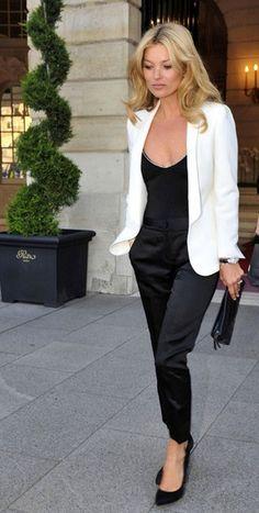 #white_jacket #black_and_White