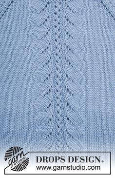 Blue Hour   DROPS 181-20 - Modelli di maglia gratuiti di DROPS Design 4e191403b391