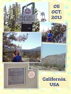 Palm springs in california
