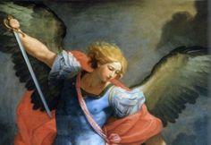 1° GIORNO: Potenza di san Michele arcangelo nella Carità. Arcangelo san Michele, mi riempie il cuore di gioia considerare l'abbondanza della Grazia Divina